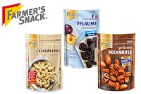 Angebot für Farmer's Snack Weihnachts-Gewinnspiel im Supermarkt