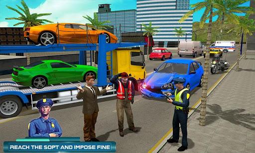 Traffic police officer traffic cop simulator 2018 1.3 screenshots hack proof 2