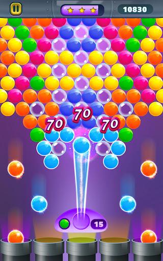 Code Triche Action Bubble Game APK MOD screenshots 4