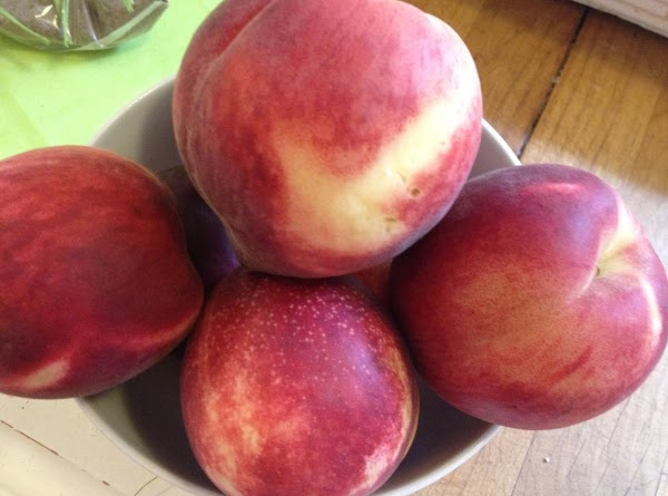 Just White Peachy (keen) Butter! Recipe