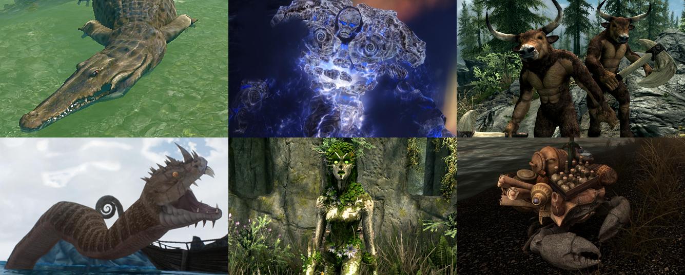 Skyrim Spirit Magic Mod