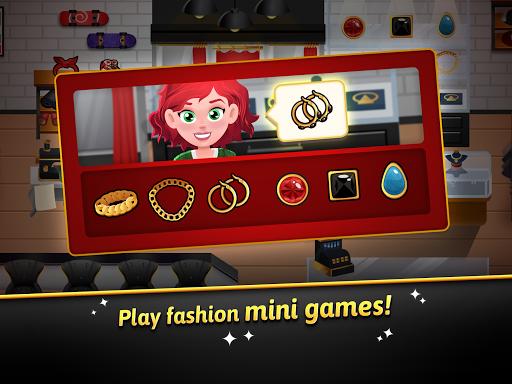 Hip Hop Salon Dash - Fashion Shop Simulator Game 1.0.3 screenshots 11