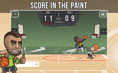 Basketball Battle v1.89 (Mod Money)