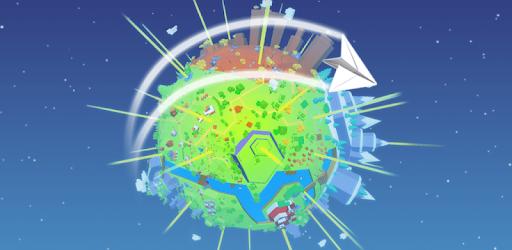 Paper Plane Planet captures d'écran