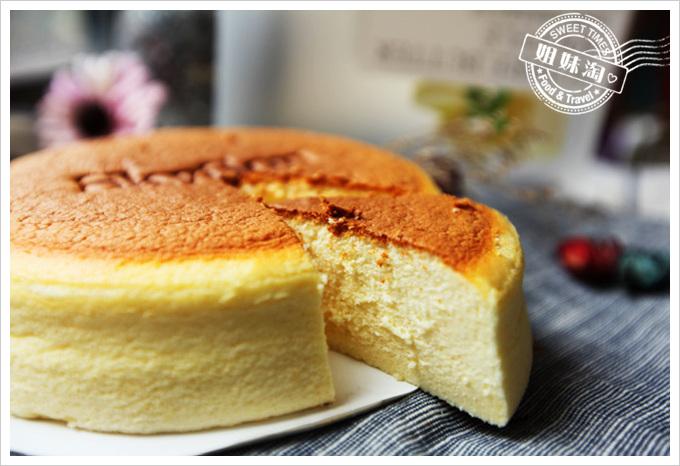 天子舒芙蕾法國飛雪奶油乳酪舒芙蕾