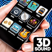 3d sounds music real soundboard simulator