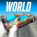 Drift Max World - Drift Racing Game icon