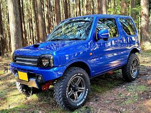 ジムニー JB23W X-Adventure XC(クロスアドベンチャーXC JB23-8型)パールメタリックカシミールブルー初年度登録 2012年(平成24年)4月のカスタム事例画像 Compact Blue さんの2021年04月10日18:00の投稿