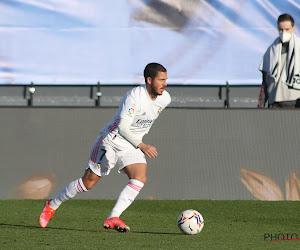 Kan Hazard zich nog in de ploeg spelen bij Real? Rode Duivel start opnieuw op de bank