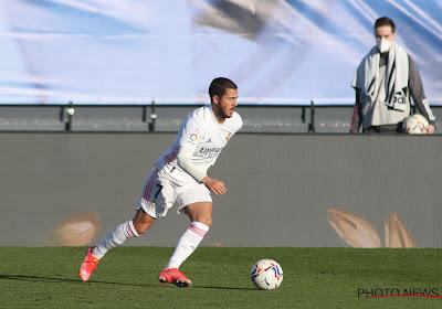 Carlo Ancelotti geeft Eden Hazard alle tijd om terug naar zijn oude niveau terug te keren