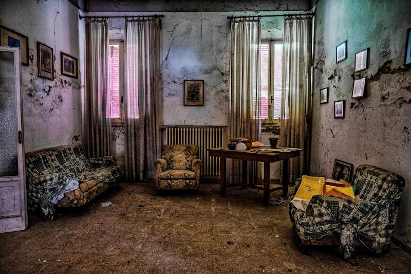La sala dei ricordi  di andrefregni