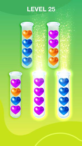 Sort Puzzle: Fun Ball apkpoly screenshots 4