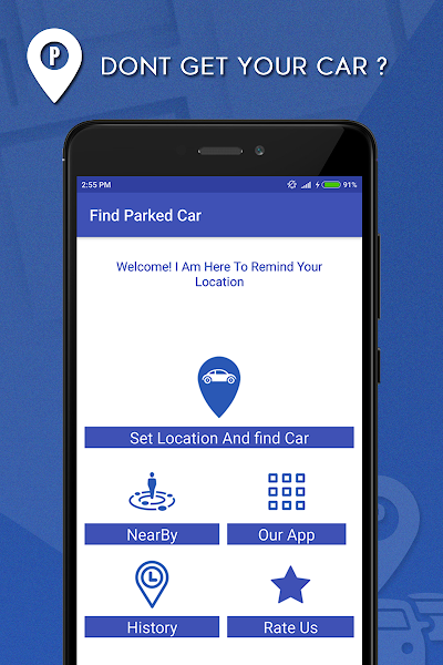 Find Parked Car