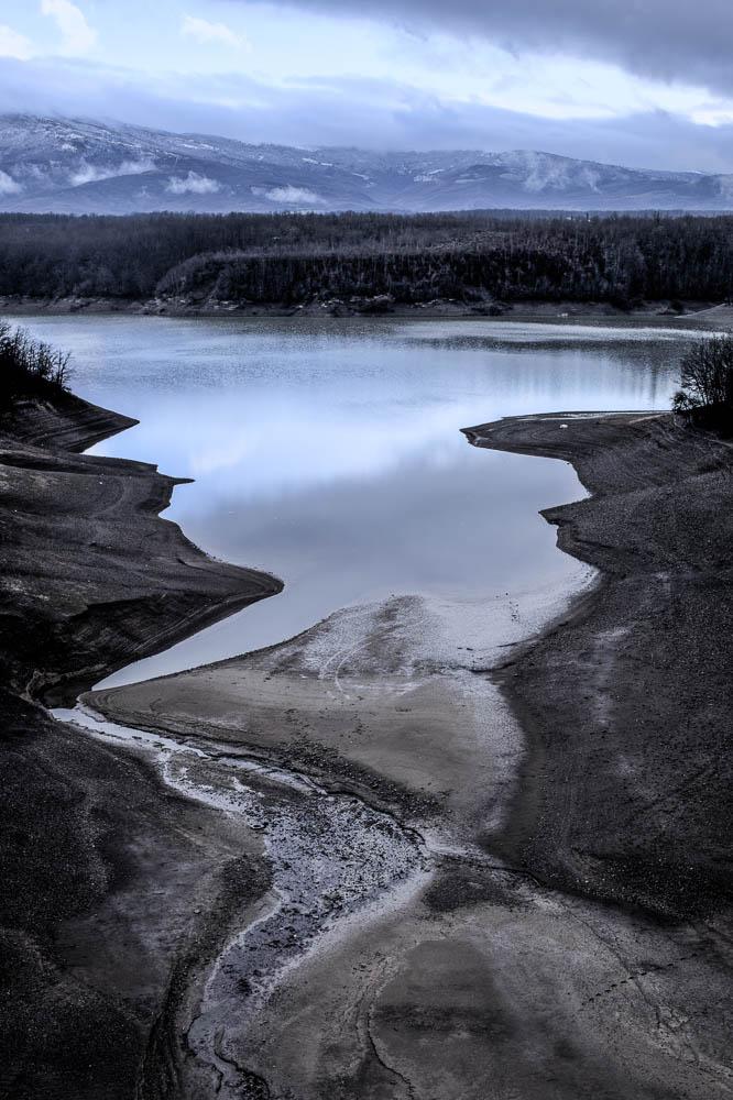 Lago al mattino di Dario Lo Presti