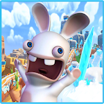 Rabbid Troll invasion Rabbit Go  icon