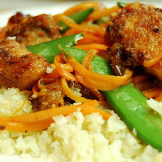 General Tso's Chicken (Grain, Gluten, Soy, and MSG Free).