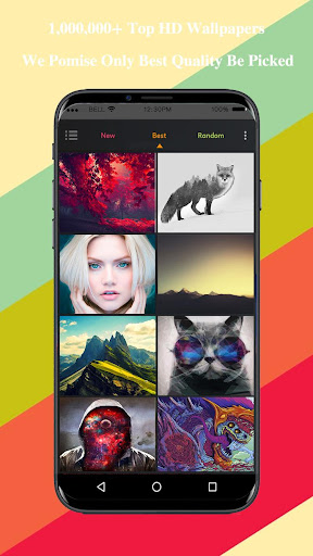 100,000+ Wallpapers HD(Best 4K Wallpaper App) 1.01 screenshots 2