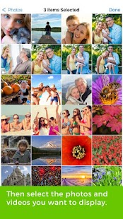 PhotoSpring App (PhotoSpring Photo Frame Required) - náhled