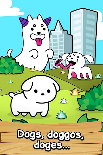 Dog Evolution - Clicker Game 1.0.2 screenshots 1