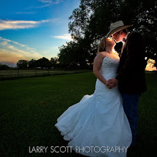 Wedding photographer Larry Scott (scott). Photo of 02.07.2014