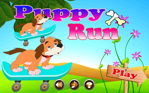 Puppy Run game