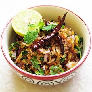 Dried Shrimp Salad