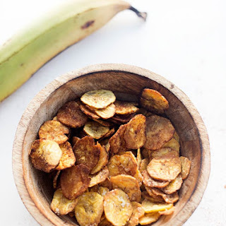 Sweet and Salty Plantain Chips Recipe