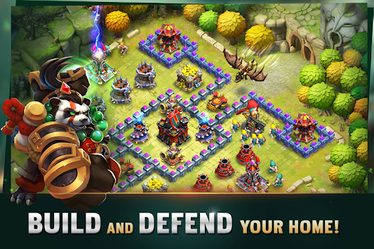 Clash Of Lords: New Age APK screenshot thumbnail 1