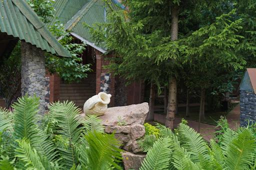Банкетный зал «Каменный садик» для свадьбы на природе 2