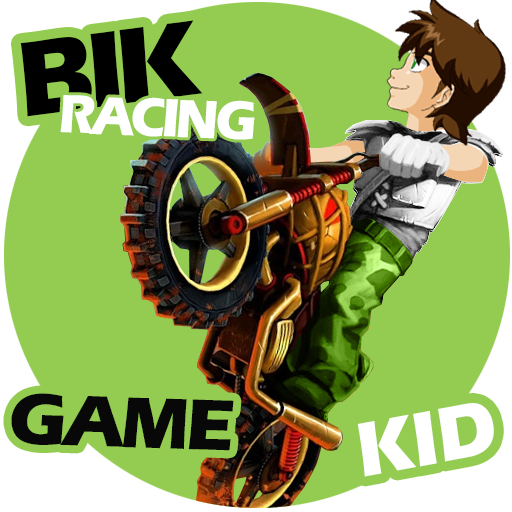 Kid Bike Racing Game