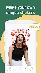 iSticker – Sticker Maker for WhatsApp stickers Mod Apk (VIP) 1