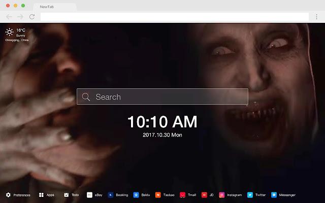 The Nun HD New Tabs Popular Movies Themes
