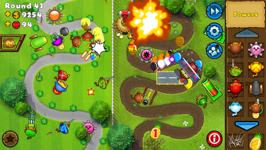 Bloons Tower Defense 5 4