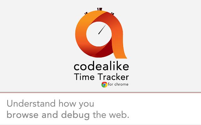 Codealike time tracker