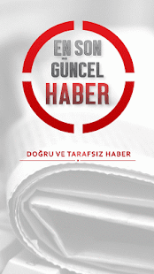 En Son Güncel Haber- screenshot thumbnail