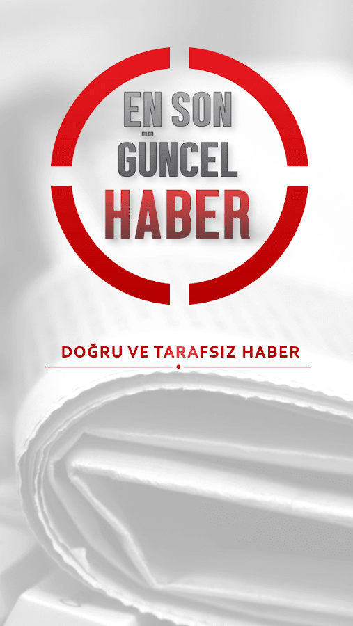 En Son Güncel Haber- screenshot