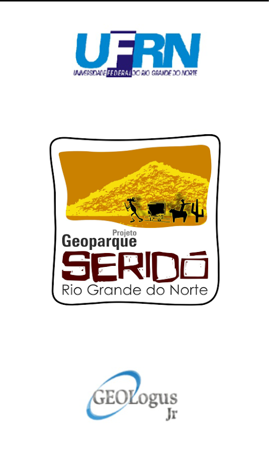 Geoparque Seridó- screenshot