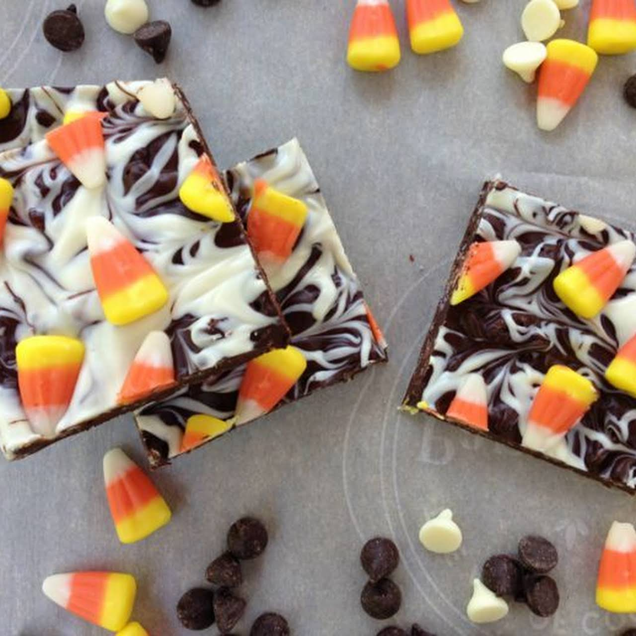 3-Ingredient Candy Corn Bark