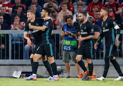 La Juventus Turin a pris contact avec un joueur du Real Madrid