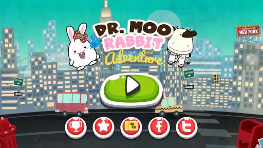 Dr Moo Rabbit Adventure