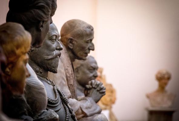 Papi,Re,Regine,Poeti la propria vita per la Cultura di Bobp