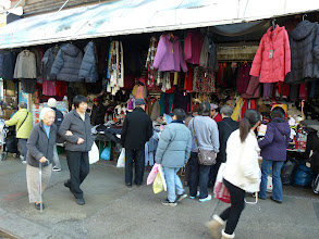 Photo: But other stores were open