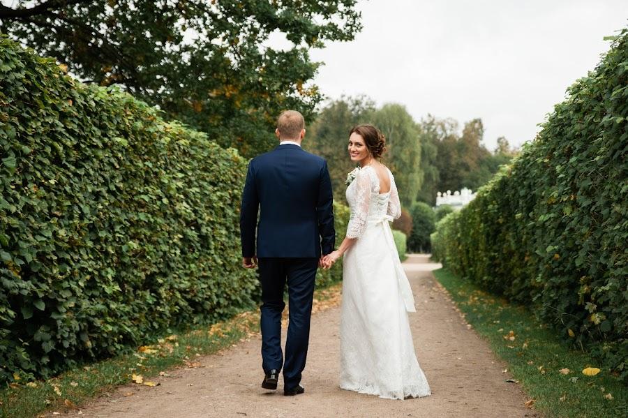 Wedding photographer Aleksandra Kharlamova (akharlamova). Photo of 26.10.2016