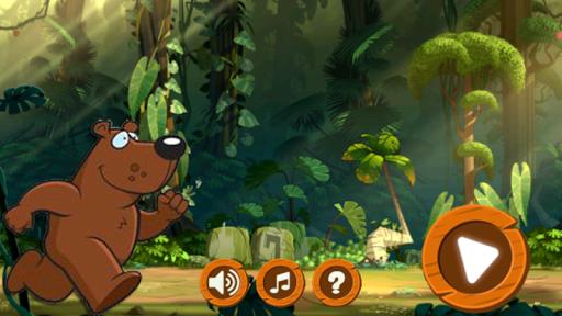 Jungle Bear Run