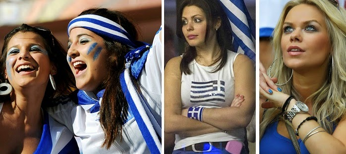 most beautiful football fans in world