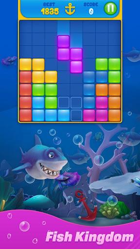 Save Fish - Block Puzzle Aquarium 12.0 screenshots 4