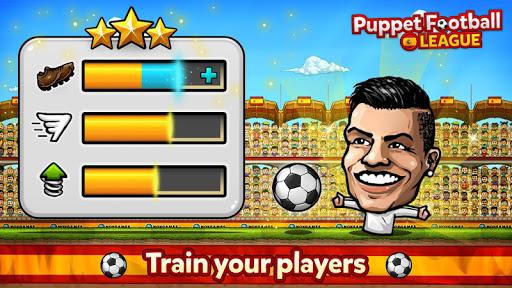 Puppet Football Spain - Big Head CCG/TCG⚽ screenshot 6