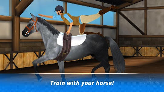 Horse Hotel – be the manager of your own ranch MOD (Unlimited Currency) 2