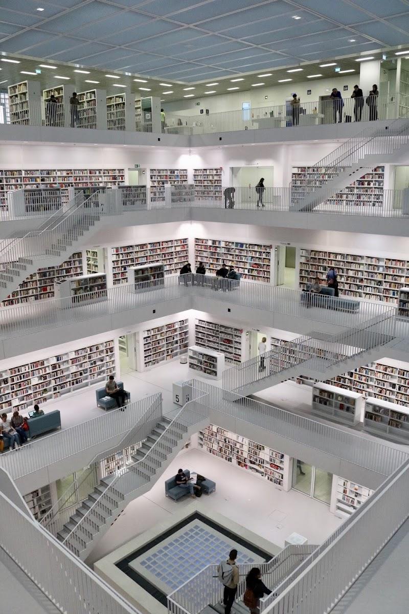 Moderna biblioteca  di michimotta