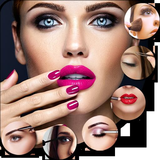Photo Face Makeup - Makeup Cam